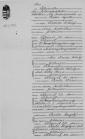 Házassági AK. - id.Korózs József, Barta Mária  1902.10.26.apai nagyszüleim