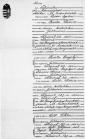 Házassági AK - Barta Ferenc és Sütő Mária 1902.10.26.első házassága