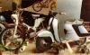 Berva moped és Panni robogó a BNV-n