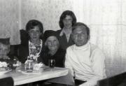 Kovács Regina mama és családja