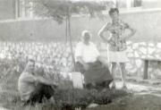 Kovács Bernát, Takács Julianna, Berecz Sándorné (Lidi)