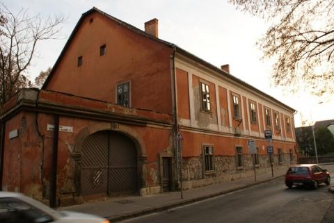 A Butler ház felújítás előtt