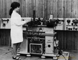 MECMAN-tevhnikával automatizált célgép