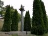 II. világháborús emlékmű: