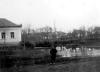 Felnémet,Felvégi utca (régi kis hídnál) 1937