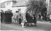 Lakodalmi menet a Szarvaskövi úton 1960 körü