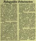 Heves Megyei Hírlap 1991. március 1.; péntek