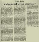 Heves Megyei Nap 1993. október 27., szerda