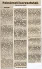 Heves Megyei Hírlap 1995. március 23.; csütörtök