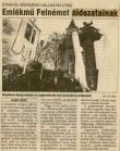 Heves Megyei Nap 1996. november 18.; hétfő