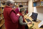 Irodalmi délután nyugdíjasoknak