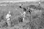 Felnémeti modellező pálya építésének kezdete 1970-es évek vége