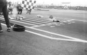 RC versenyautók pályája