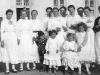 Fiatalok népviselete 1930-as évek vége