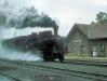 Felnémeti vasútállomás régen