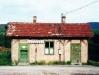 Kisvasút állomás épülete régen