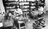 Papucsos műhely 1970-es évek