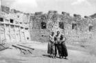 Törökök az Egri vár ostromakor 1552