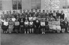 Ötödik osztályosak 1953