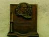 emléktábla Lenkey János születésének 200.évfordulója alkalmából