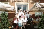 Osztálytalálkozó 2012.06.23.