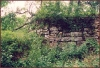 Várhegyhegyen lévő vár romjai