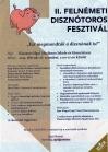 II. Felnémeti disznótoros fesztivál meghívója